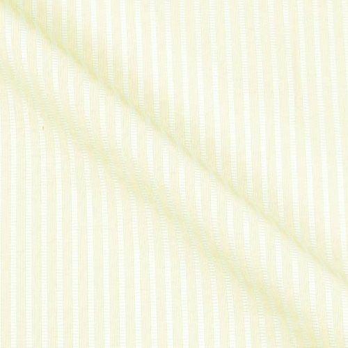 Egyptian Cotton in Buckingham Stripe