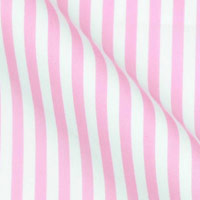 Pure Cotton Wrinkle Resistant Broadcloth in British Chancellor Stripe