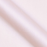 Cotton Blend Wrinkle Resistant Fabric in Tone-on-Tone Herringbone