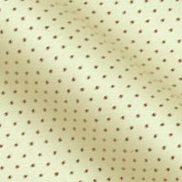 Pure Egyptian Cotton Fabric In Micro Polka Dots