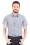 Mens Classic – Mens Short Sleeved Shirts – style number 16290