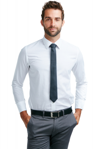Mens Deluxe – Evening Dress Shirts – style number 17317