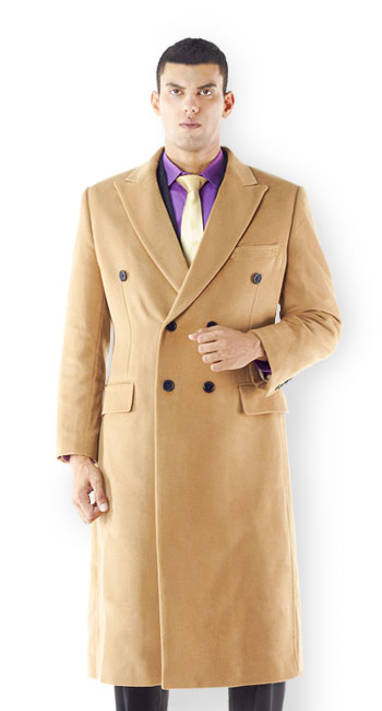 Overcoats, Topcoats and Outerwear