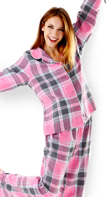Women's Cotton Pyjamas