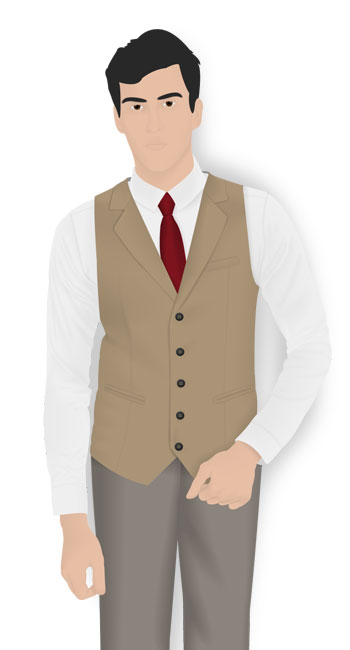 Vintage Vests and Waistcoats