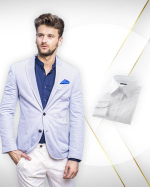 2 Sports Jackets from our Exclusive Collection and Get 1 FREE Shirts from our Exclusive Collection.