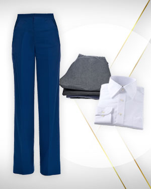 Women Dress Pants  from our Exclusive Collection and Get 1 FREE Exclusive Shirt.