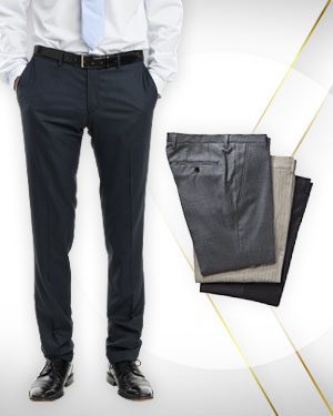 Summer's best for less - 4 Casual Trousers Prime Lite Chinos