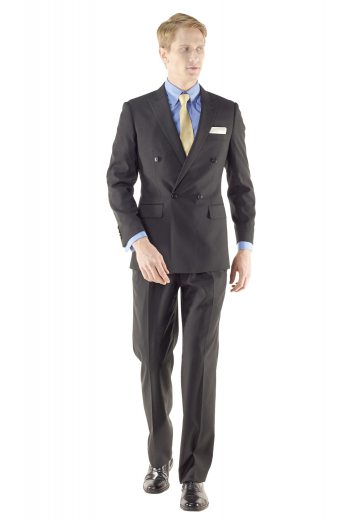 Mens Classic Mens Suits - Double Breasted