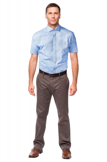 Mens Classic – Mens Short Sleeved Shirts – style number 16291