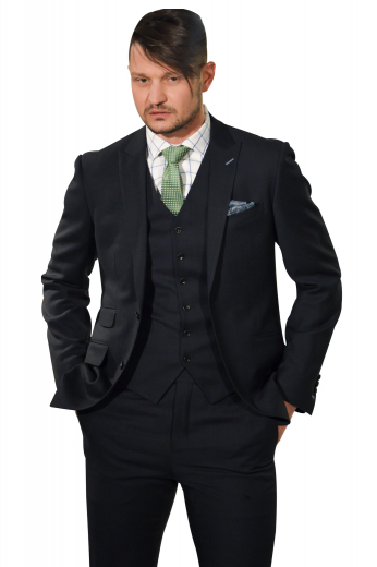 Mens Classic – Mens three piece Suits – style number 16299