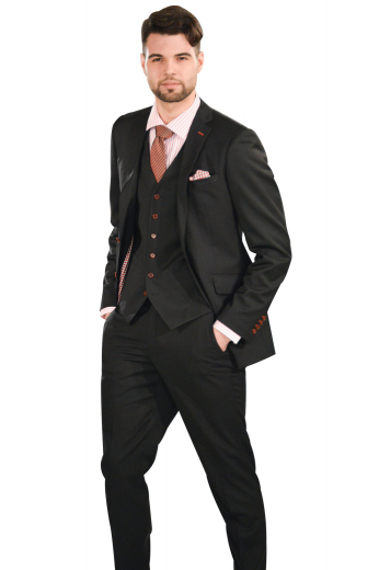 Mens Classic – Mens three piece Suits – style number 16300