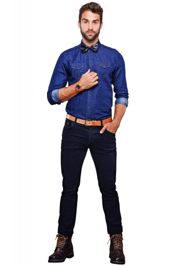 Mens Classic – Custom Made Jeans – style number 16479