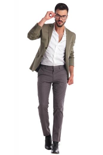 Mens Classic – Custom made Pants & Slacks – style number 16575