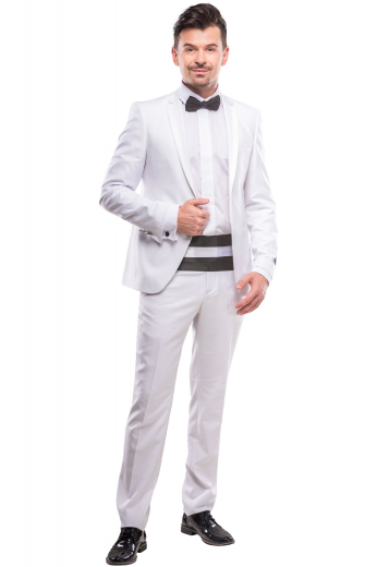 Mens Classic – Tuxedo and Dinner Suits – style number 16745