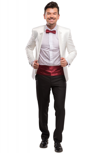 Mens Classic – Tuxedo and Dinner Suits – style number 16747