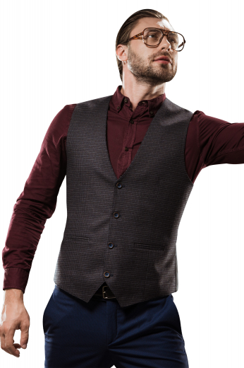 Mens Classic – Vests and Waistcoats – style number 16905