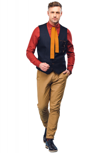 Mens Classic – Vests and Waistcoats – style number 16909
