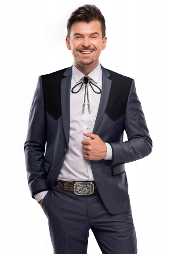 Mens Deluxe – Country Western Suits – style number 17315
