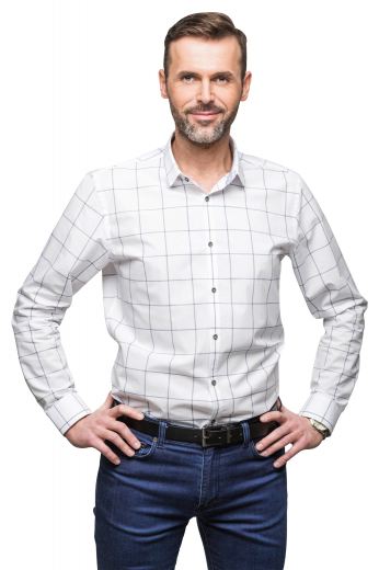 Mens Exclusive – Designer Shirts – style number 17342