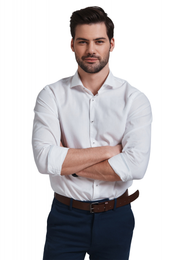 Mens Exclusive – Designer Shirts – style number 17343
