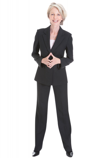 Womens Heritage Gold – Custom Pant Suits – style number 17364