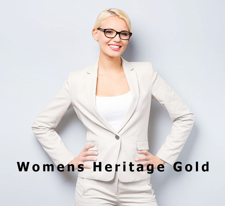 wedding Womens Heritage Gold